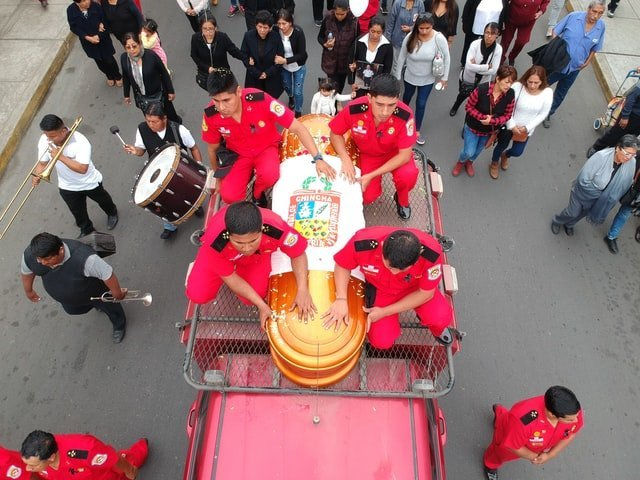 Pogrzeb w innej kulturze