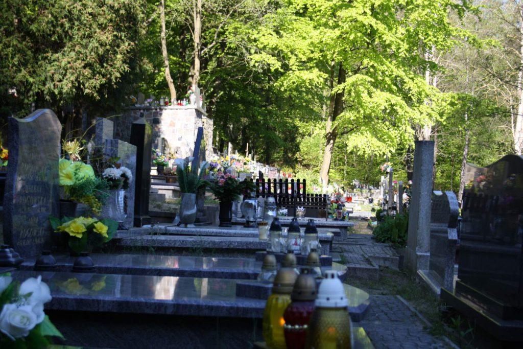 cmentarz kraków